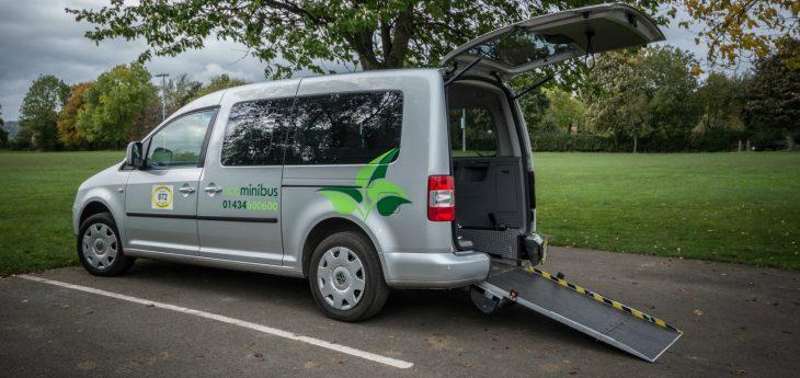 EcoCabs Wheelchair Accessible