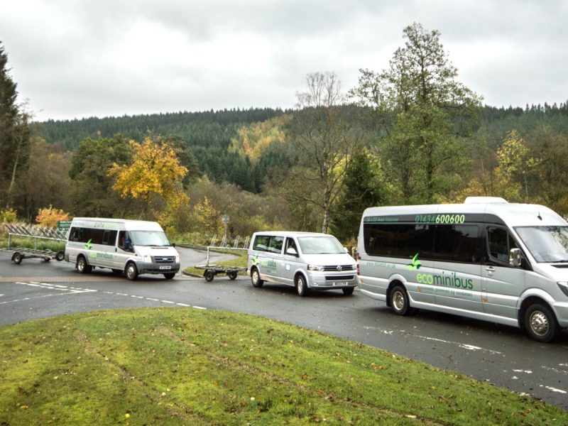 EcoCabs Mini Buses