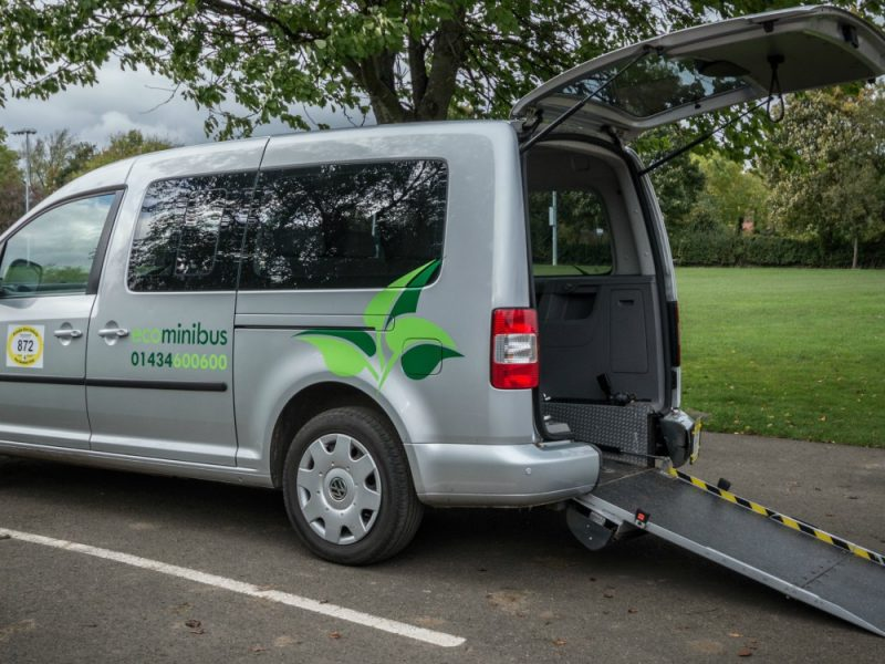 EcoCabs Wheelchair Accessible