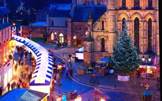 Hexham Christmas Market