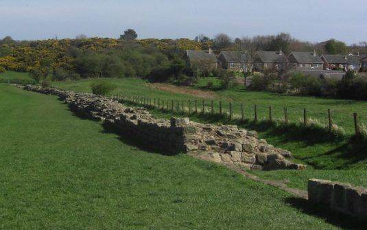 Hadrians Wall Trek