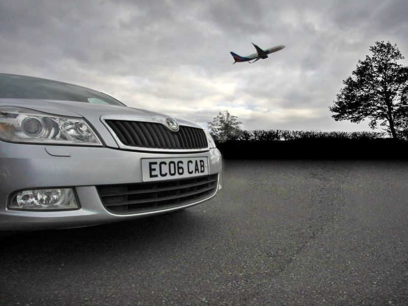 Hexham taxis flight transfers
