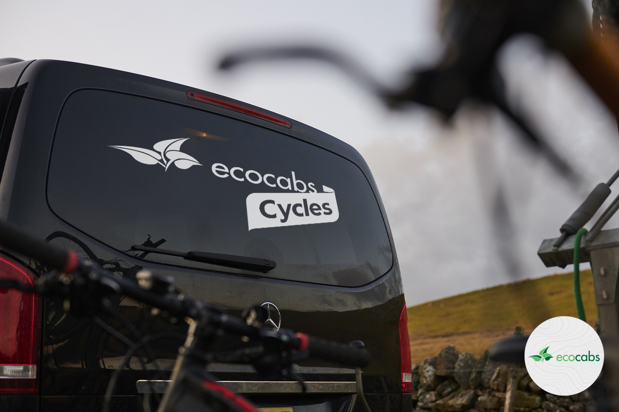 bike and hike ecocabs cycle transfers